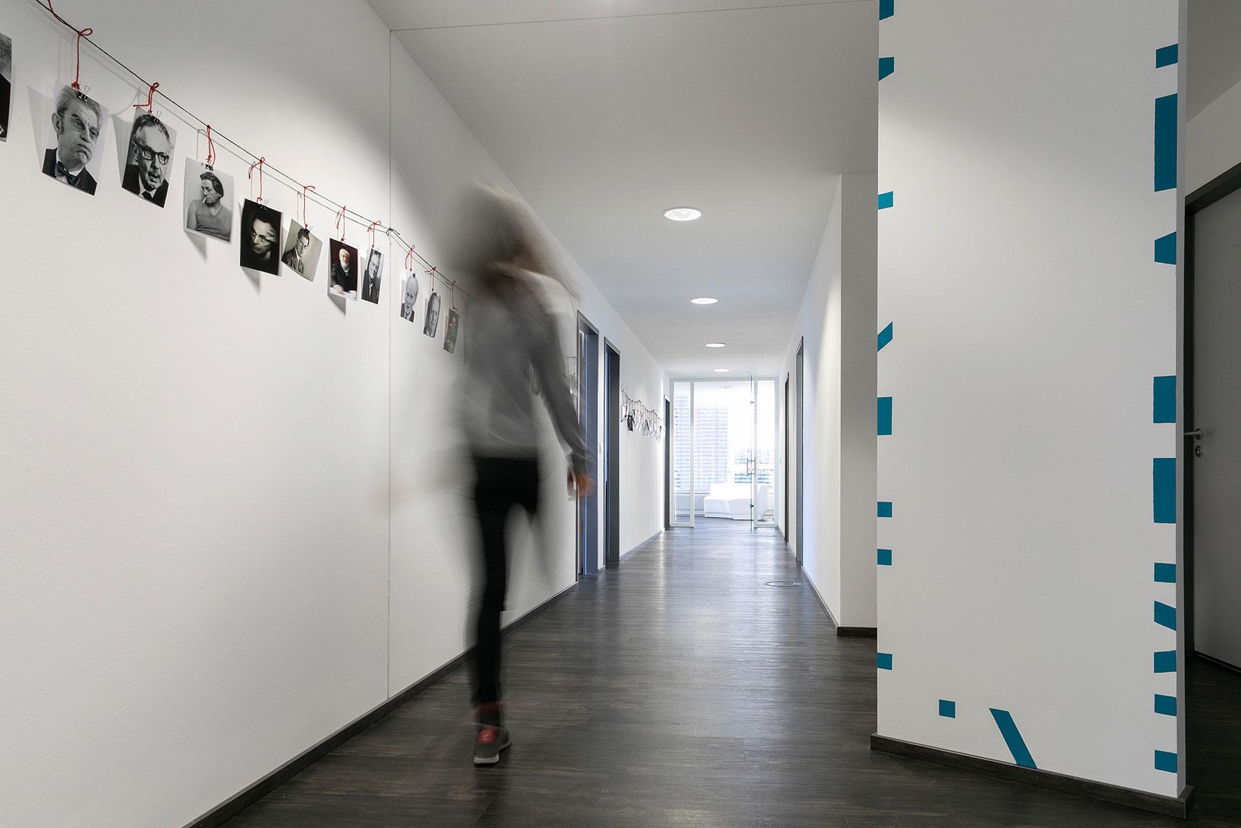 Flur Modern Meeting / Konferenz Raum - Bonn Rhein