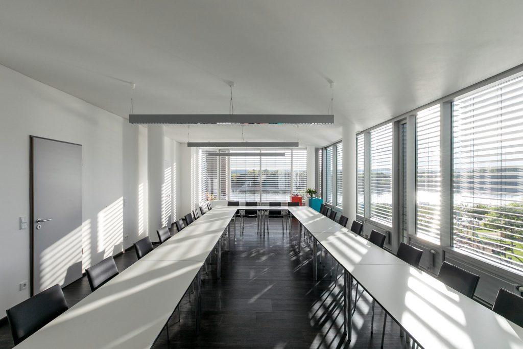 Bonn großer Konferenzraum am Bonner Bogen