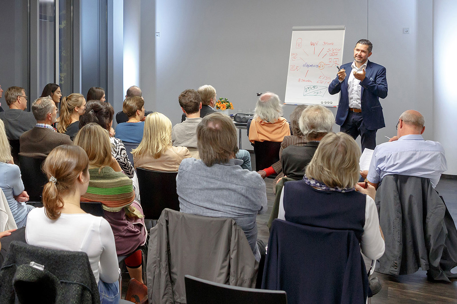 Großer Moderner Tagungsraum Bonn