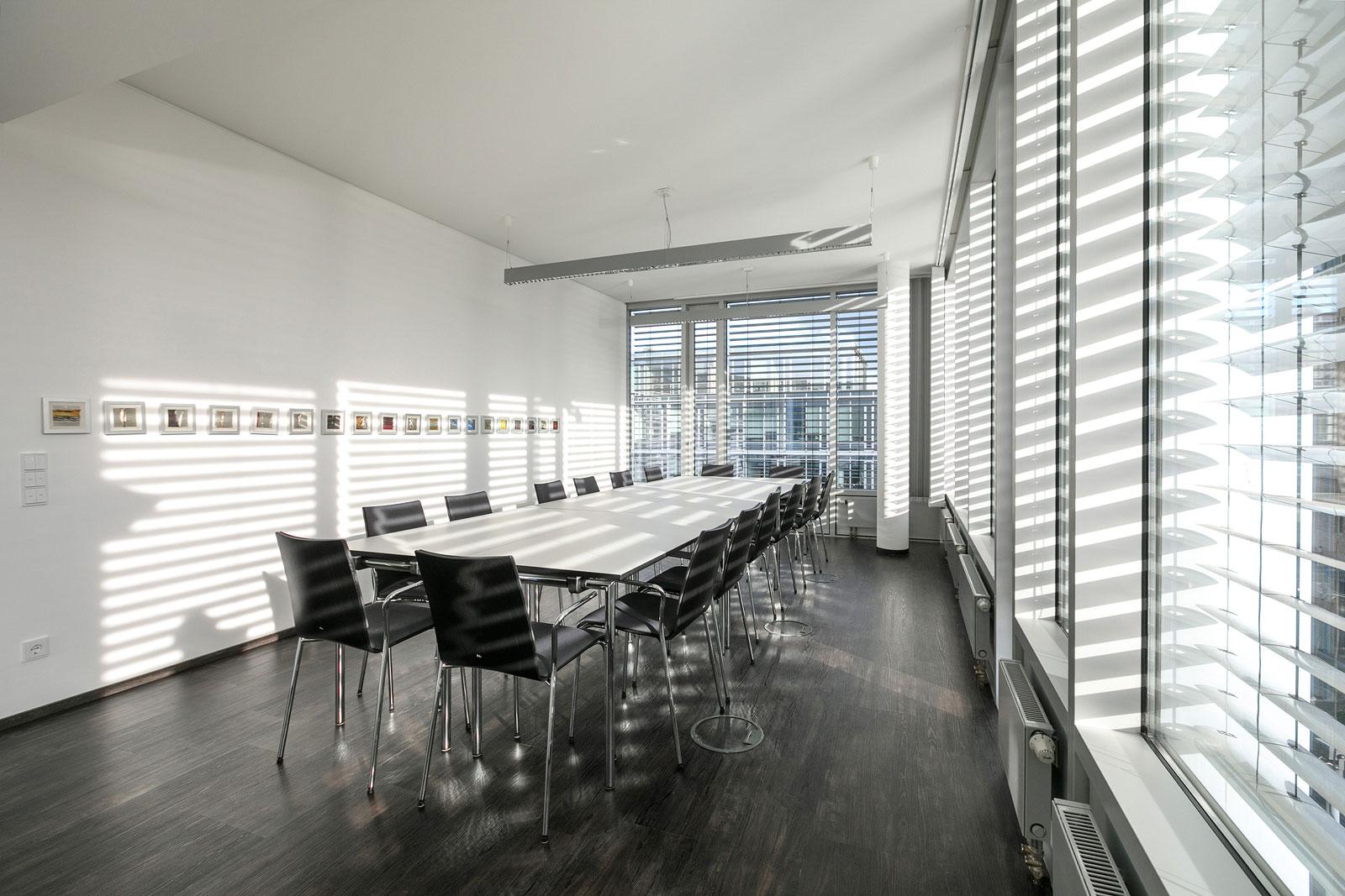 Seminarraum klein miete Bonn Rheinblick