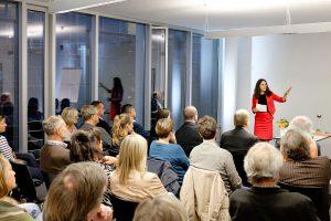 Vortragsraum Bonner Bogen Rhein First Class