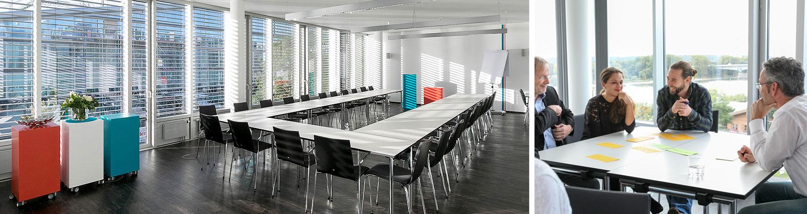Großer Seminarraum Bonn - rheinwerk6