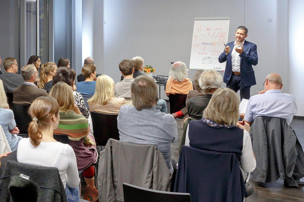 Vorträge im rheinwerk6